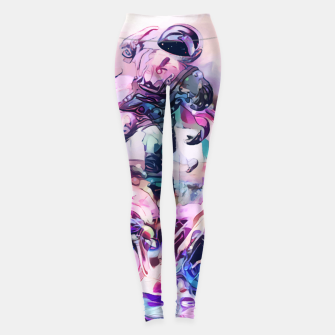 Thumbnail image of Champagnaut Leggings, Live Heroes