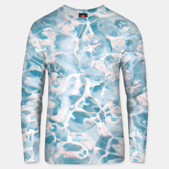 Thumbnail image of Marbled Water Nature Abstract |  Cotton sweater, Live Heroes