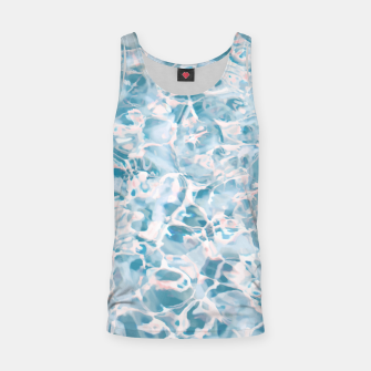 Thumbnail image of Marbled Water Nature Abstract |  Tank Top, Live Heroes
