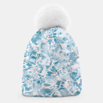 Thumbnail image of Marbled Water Nature Abstract |  Beanie, Live Heroes