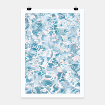 Thumbnail image of Marbled Water Nature Abstract |  Poster, Live Heroes