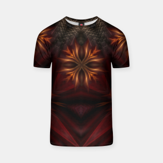 Thumbnail image of Fire Cross M3P T-shirt, Live Heroes
