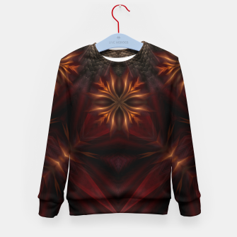 Thumbnail image of Fire Cross M3P Kid's sweater, Live Heroes