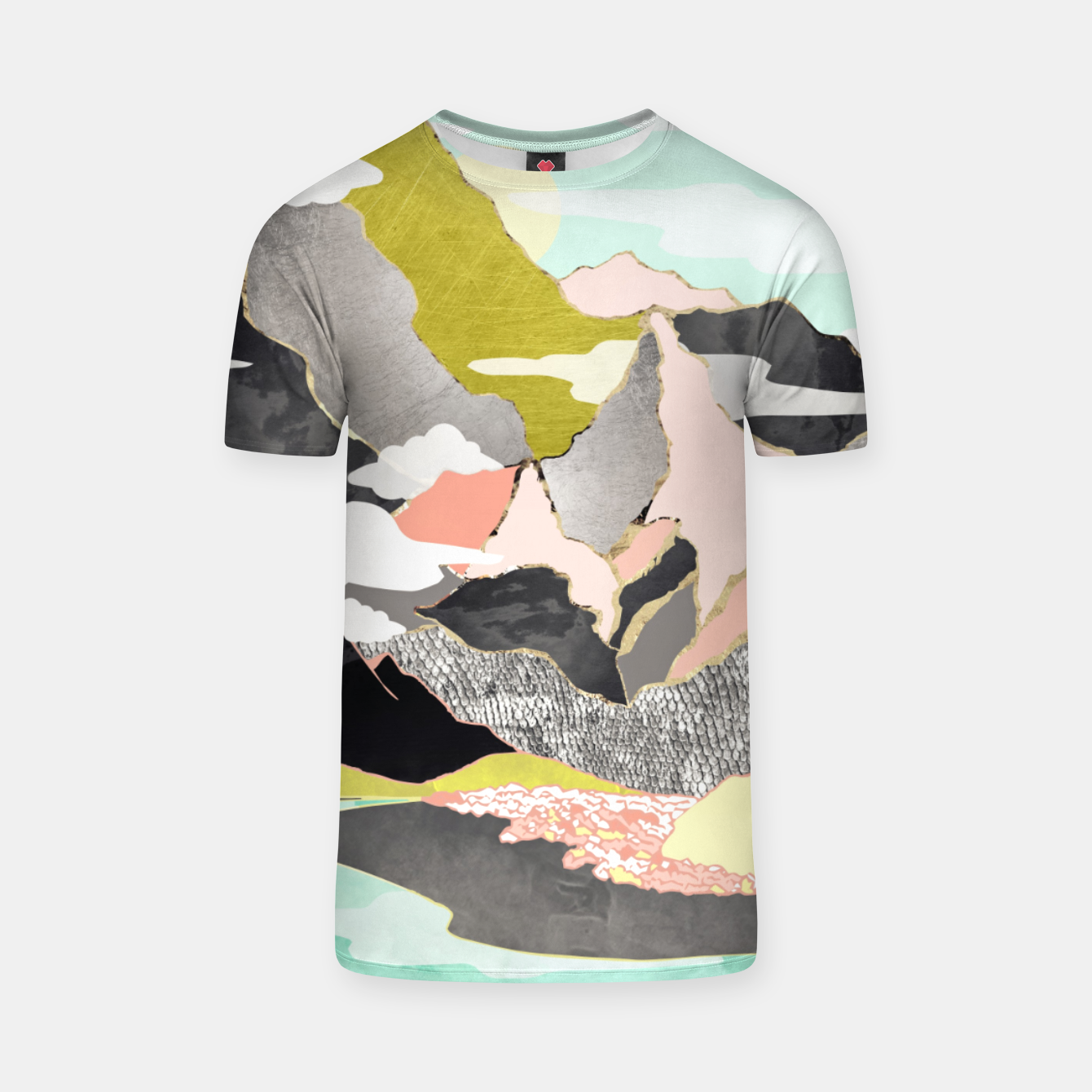 Image of Summer River T-shirt - Live Heroes