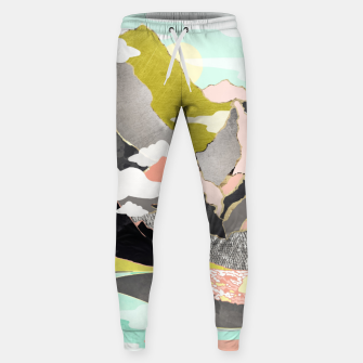Thumbnail image of Summer River Cotton sweatpants, Live Heroes