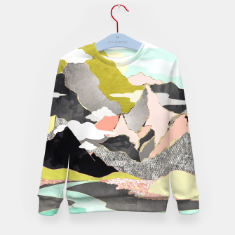 Thumbnail image of Summer River Kid's sweater, Live Heroes