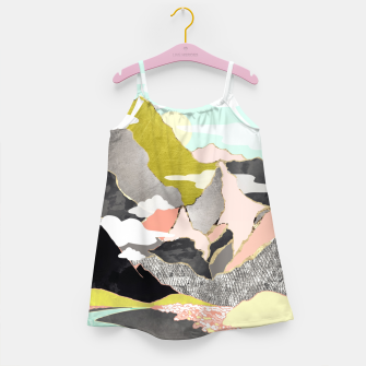 Thumbnail image of Summer River Girl's dress, Live Heroes