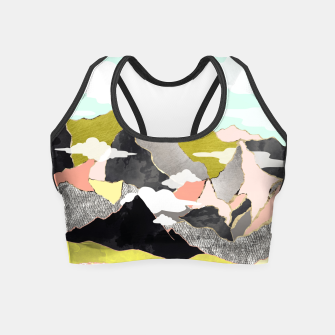 Thumbnail image of Summer River Crop Top, Live Heroes