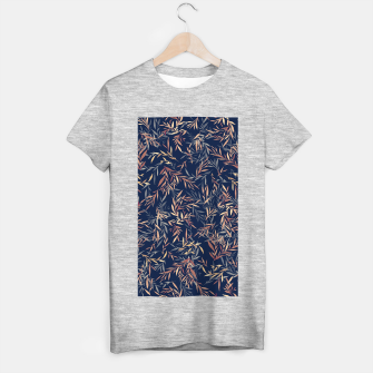 Thumbnail image of Simple Form Leaf T-shirt regular, Live Heroes