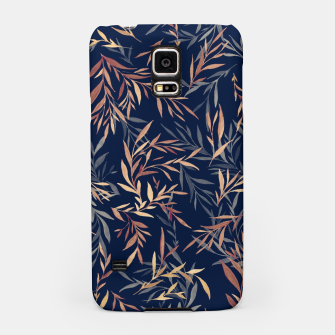 Thumbnail image of Simple Form Leaf Samsung Case, Live Heroes