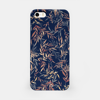 Thumbnail image of Simple Form Leaf iPhone Case, Live Heroes
