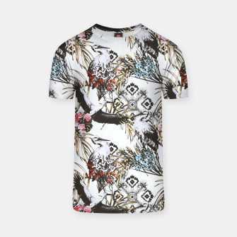 Miniature de image de Asian pattern 01 Camiseta, Live Heroes