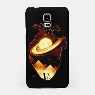 Thumbnail image of A Beat of Space Samsung Case, Live Heroes