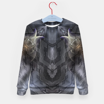 Thumbnail image of HAW Mech Tech-M6PM4P Kid's sweater, Live Heroes