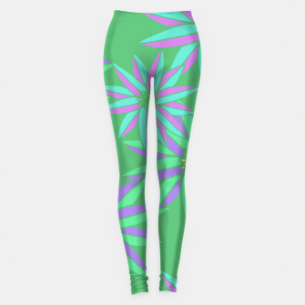 Thumbnail image of Small Daisies Leggings, Live Heroes