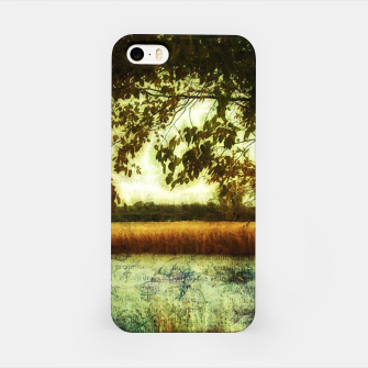 Thumbnail image of Reading By The Marsh iPhone Case, Live Heroes