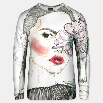 Miniaturka Sophia Roe __ Fashion Illustration Cotton sweater, Live Heroes