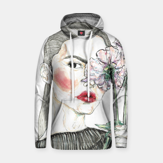 Miniaturka Sophia Roe __ Fashion Illustration Cotton hoodie, Live Heroes