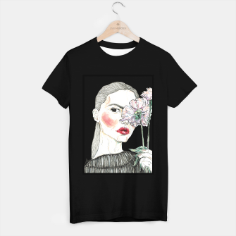Miniaturka Sophia Roe __ Fashion Illustration T-shirt regular, Live Heroes