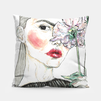 Miniaturka Sophia Roe __ Fashion Illustration Pillow, Live Heroes