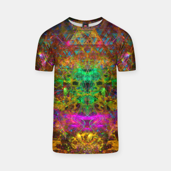 Thumbnail image of Spark Dance (psychedelic, abstract) T-shirt, Live Heroes