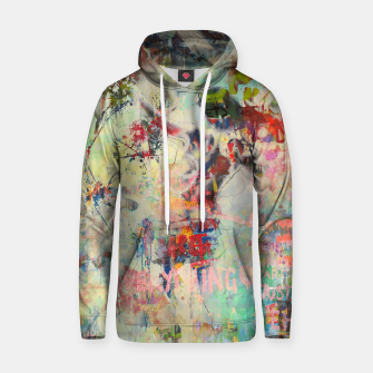 Thumbnail image of Summer Rendevous Cotton hoodie, Live Heroes