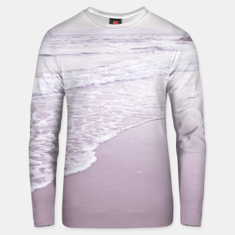 Thumbnail image of Happiness in waves Cotton sweater, Live Heroes