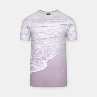 Thumbnail image of Happiness in waves T-shirt, Live Heroes