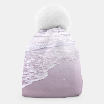 Thumbnail image of Happiness in waves Beanie, Live Heroes