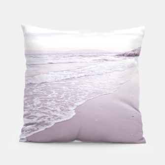 Thumbnail image of Happiness in waves Pillow, Live Heroes
