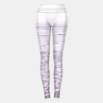 Thumbnail image of Happiness in waves Leggings, Live Heroes