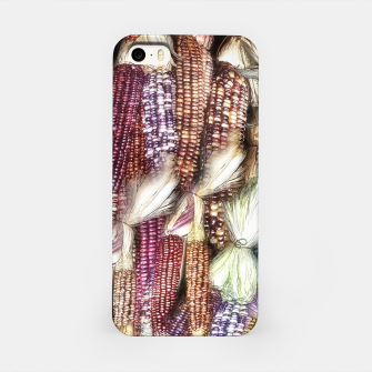 Thumbnail image of Fall Harvest Corn iPhone Case, Live Heroes