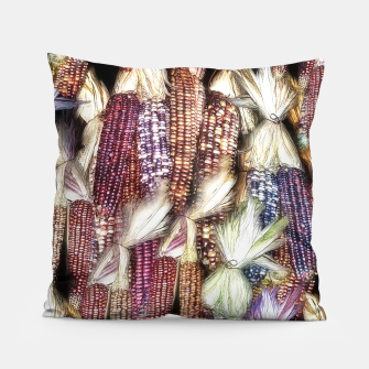 Thumbnail image of Fall Harvest Corn Pillow, Live Heroes