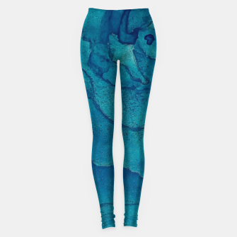 Thumbnail image of lonely rose Leggings, Live Heroes