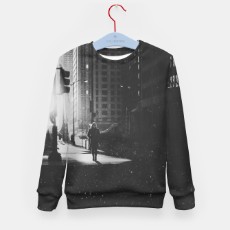 Thumbnail image of Everyday Kid's sweater, Live Heroes