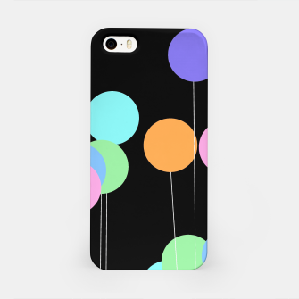 Thumbnail image of Aquarius balloons colourful iPhone Case, Live Heroes