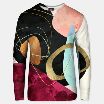 Thumbnail image of Abstract Pebbles II Cotton sweater, Live Heroes