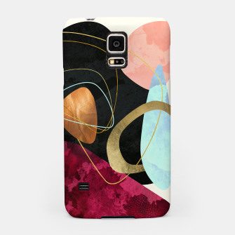 Thumbnail image of Abstract Pebbles II Samsung Case, Live Heroes