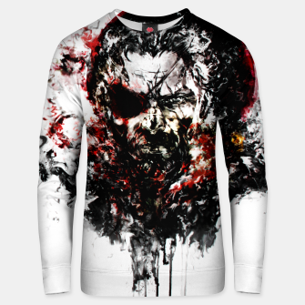 Imagen en miniatura de metal gear solid Cotton sweater, Live Heroes