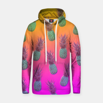 Thumbnail image of Pineapple dream Bawełniana bluza z kapturem, Live Heroes