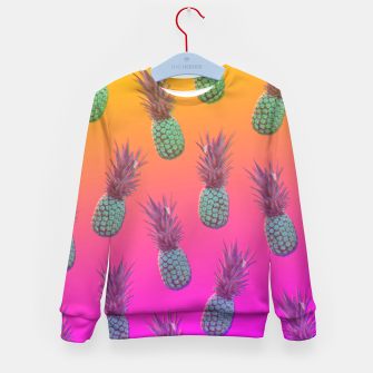 Thumbnail image of Pineapple dream Bluza dziecięca, Live Heroes