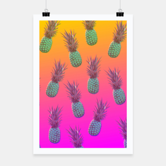Pineapple dream Plakat thumbnail image