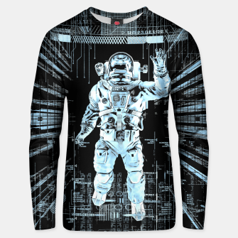 Thumbnail image of Data Horizon Astronaut Cotton sweater, Live Heroes