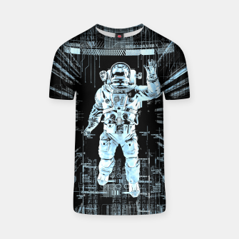 Data Horizon Astronaut T-shirt thumbnail image