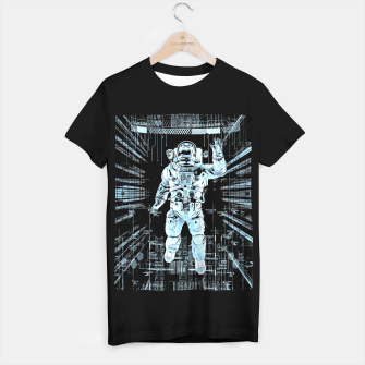 Data Horizon Astronaut T-shirt regular thumbnail image