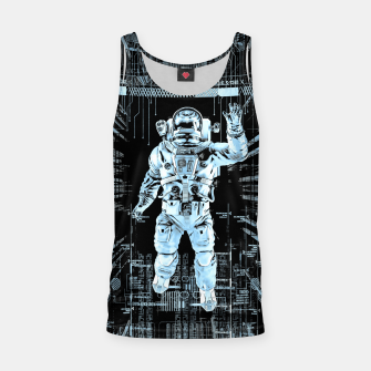 Data Horizon Astronaut Tank Top thumbnail image