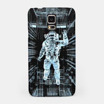 Thumbnail image of Data Horizon Astronaut Samsung Case, Live Heroes