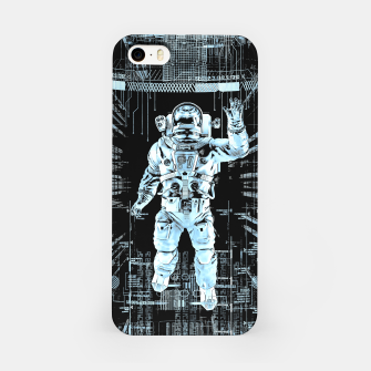 Data Horizon Astronaut iPhone Case thumbnail image