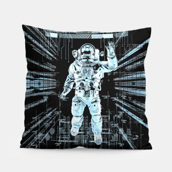 Data Horizon Astronaut Pillow thumbnail image