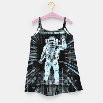 Data Horizon Astronaut Girl's dress thumbnail image